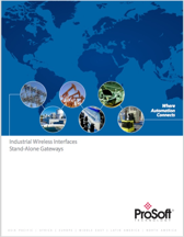 Guia de Produtos - Gateways Industriais - Prosoft