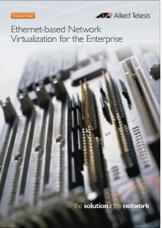 Guia de Produtos - Allied Telesis - Virtualização