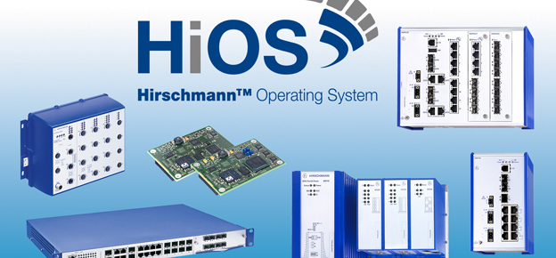 Hirschmann Operating System – HiOS Layer 2 Software