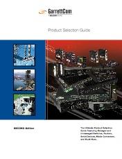 Guia de Produtos - Garrettcom