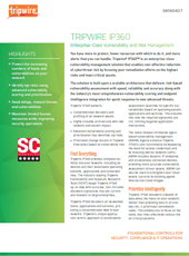 Cyber Security - Tripwire - IP360