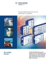 Guia de Produtos - Switches IP67 - Hirschmann